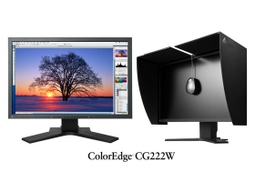 ColorEdge CG222W显示器